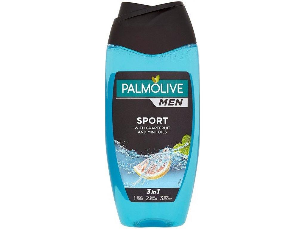 Palmolive Sport ( grapefruit a máta ) Sprchový gel pro muže 250 ml