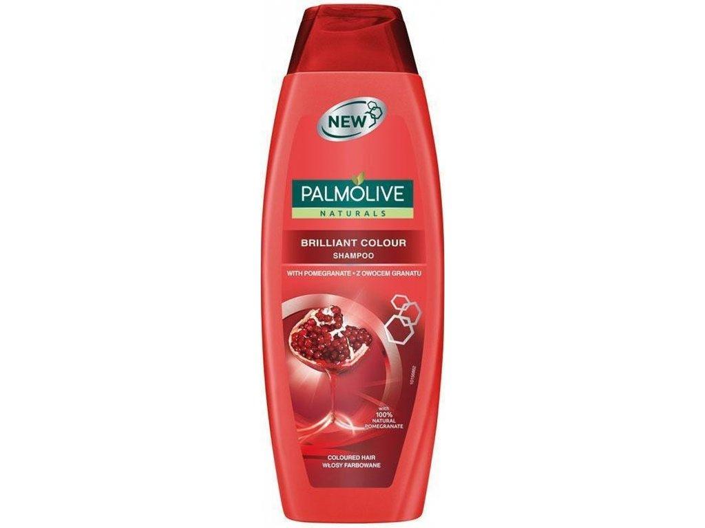 Palmolive Naturals Brilliant Color šampon 350 ml