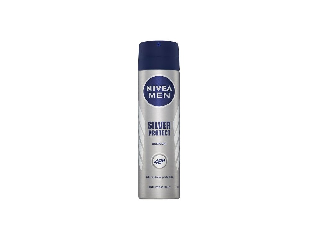 Nivea Men Silver Protect 150ml