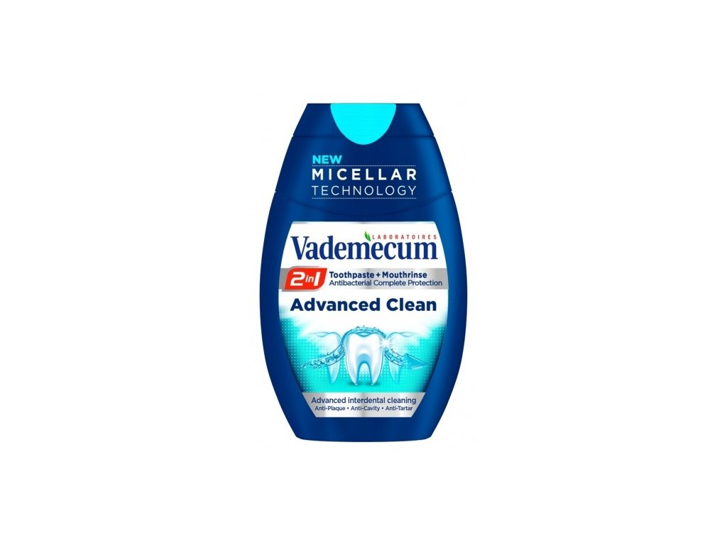 Vademecum 2in1 Advanced Clean 75ml