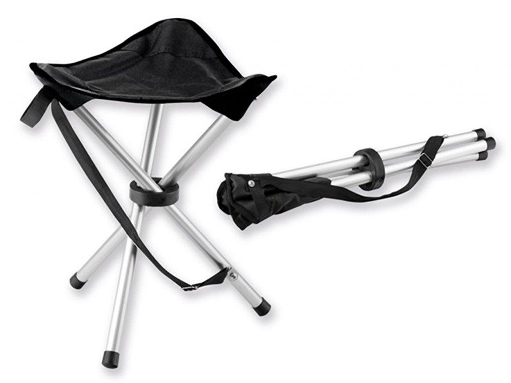 Židle skládací trojnohá