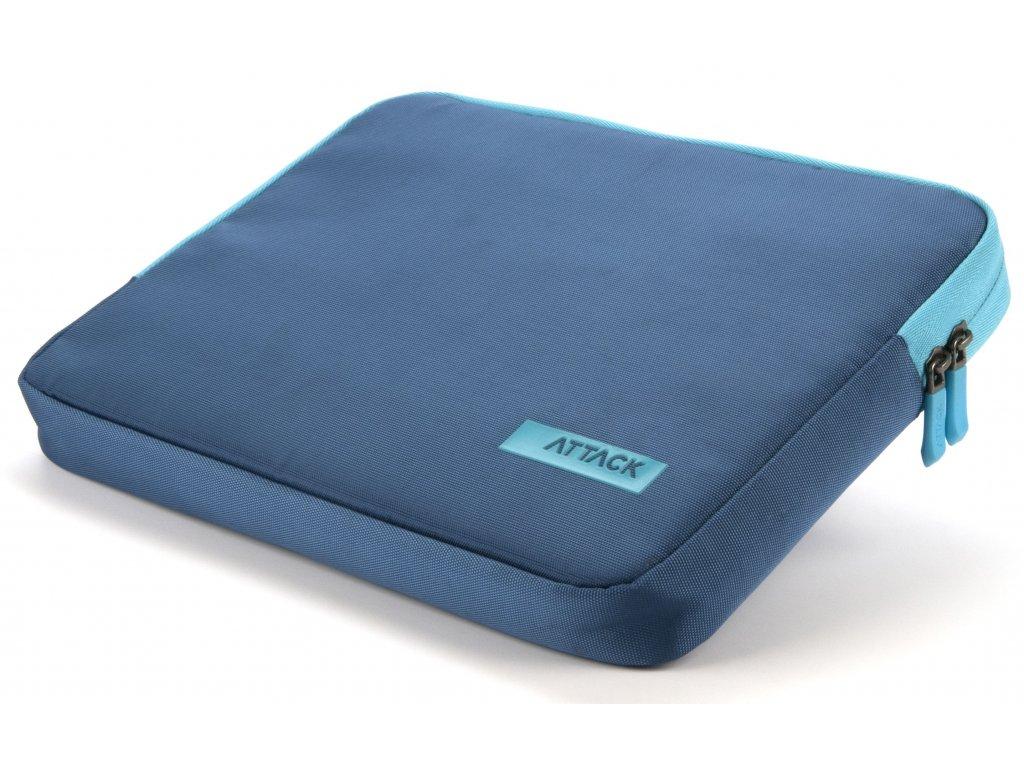 ATTACK Supreme Blue 14.1 pouzdro na počítač nebo tablet