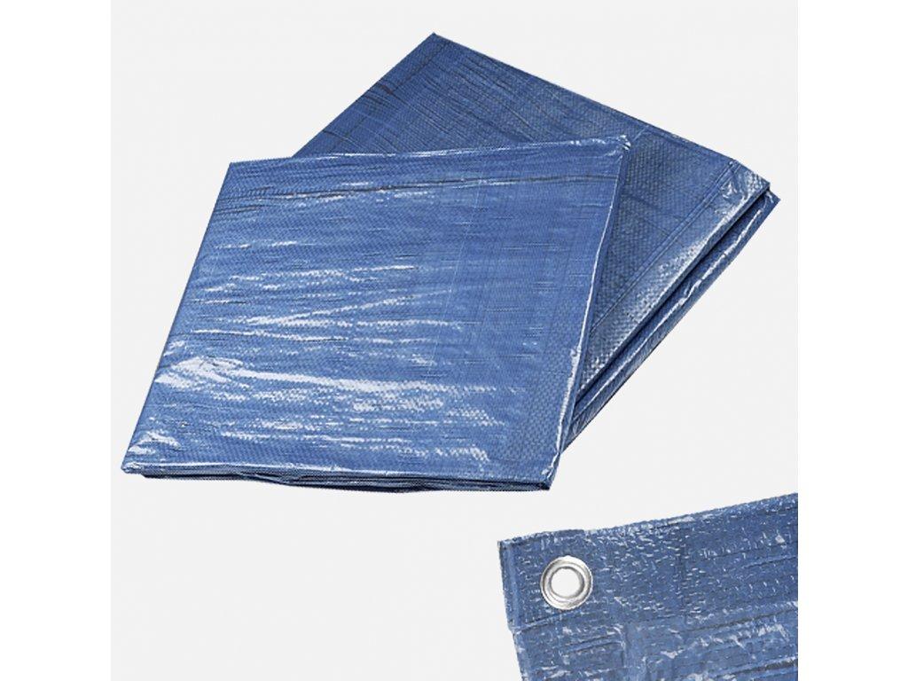zakryvaci plachta s kovovymi oky standard