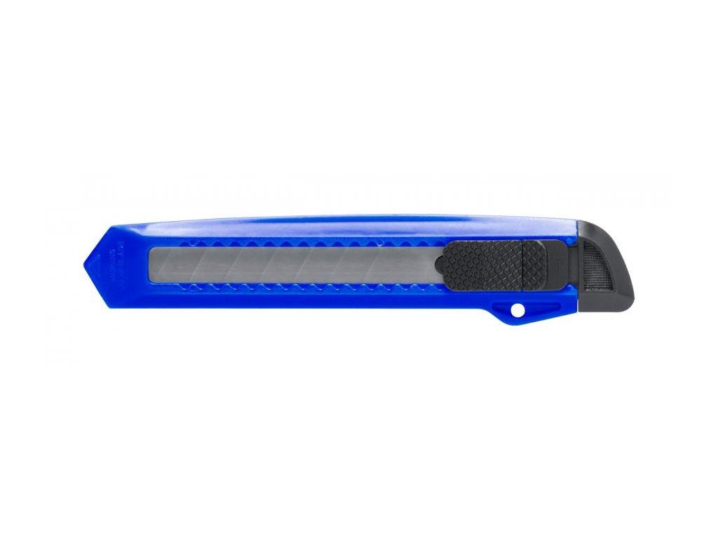 Odlamovací nůž 15mm modrý