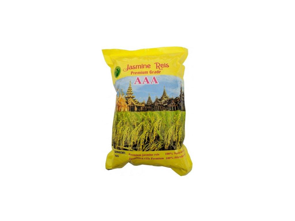 jasminova ryze premium aaa 100 prirodni ryze 1kg