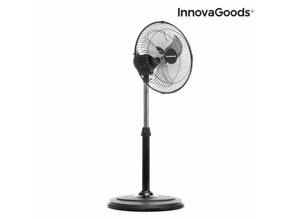 Stojanový ventilátor 360º oscilační - IG Climate