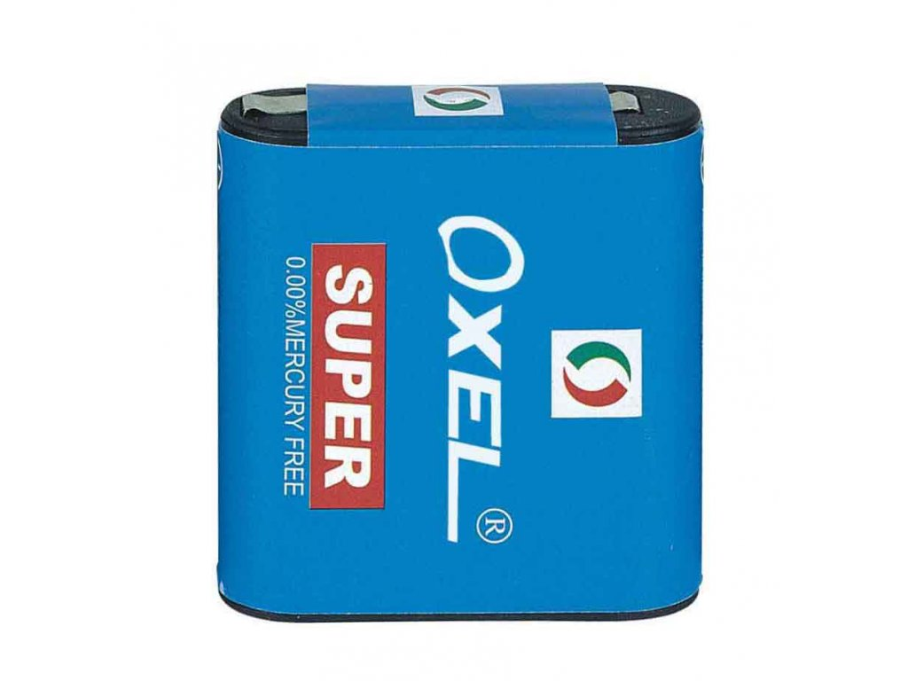 Plochá baterie