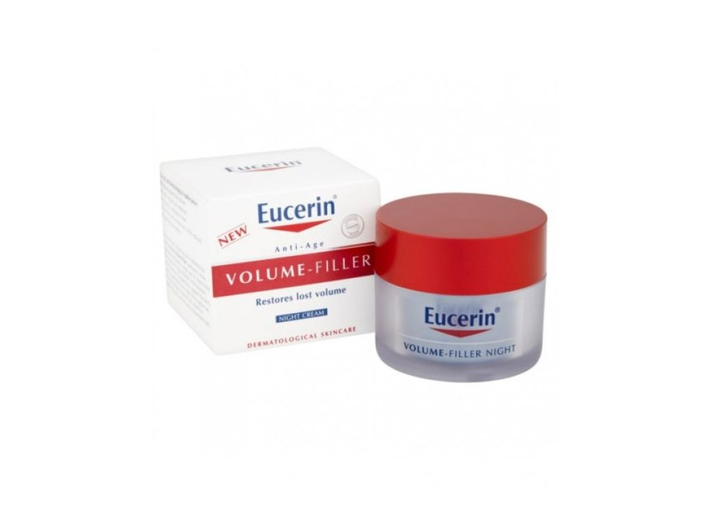 eucerin volume night