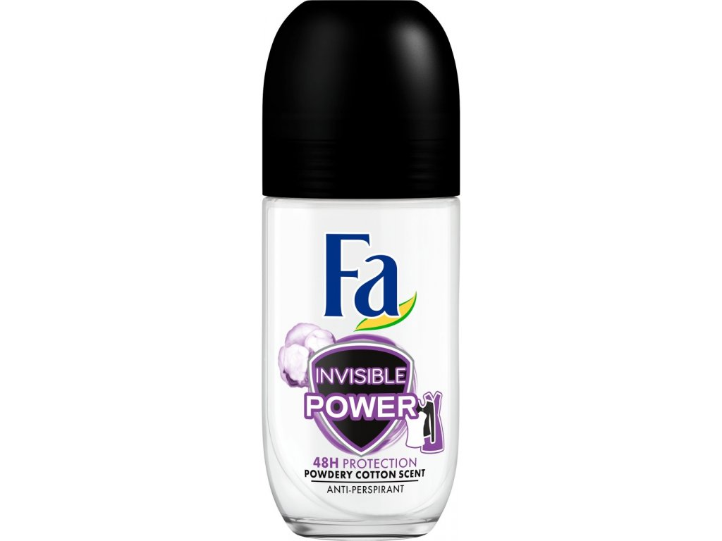 fa invisible power kulickovy antiperspirant