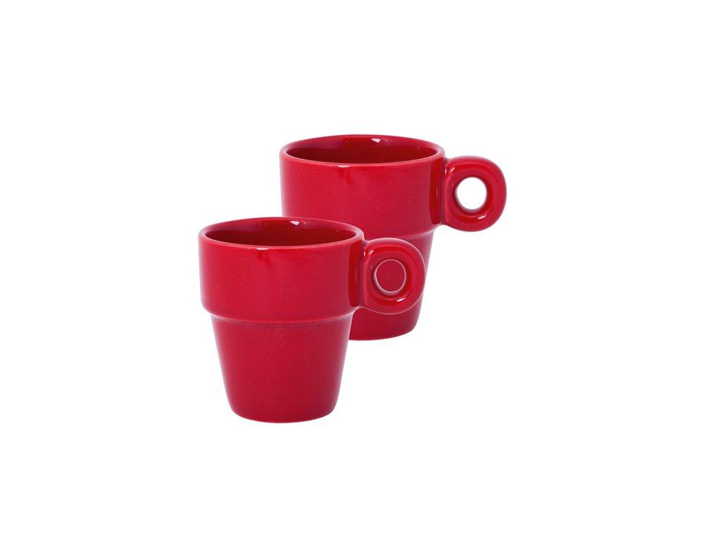 Keramický hrníček 2 kusy na espresso