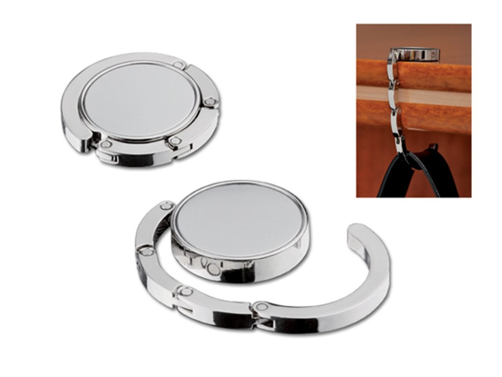 Držák na kabelku z nerez oceli ZARITA 23176 19