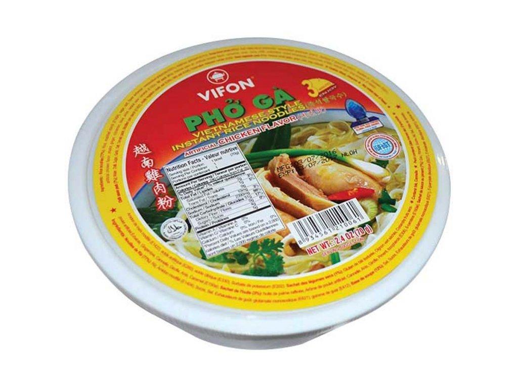 Vifon polévka s kuřecí příchutí 70g