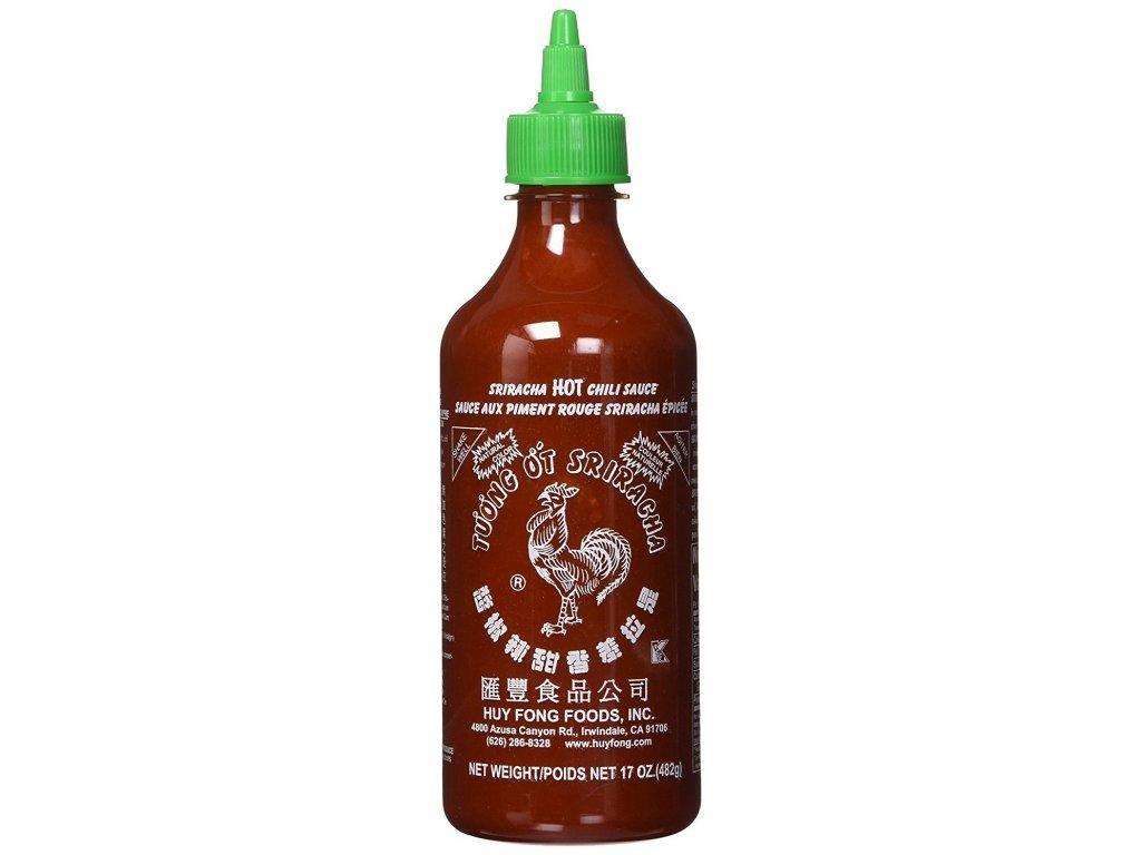 Chilli omáčka Sriracha hot 435 ml pálivá huy fong