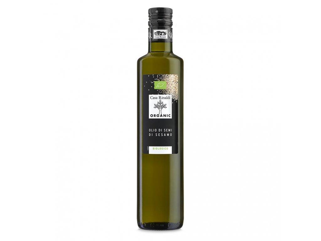 Casa Rinaldi sézamový olej BIO 500ml