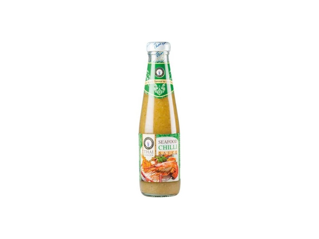 seafood chilli omacka thai dancer300ml