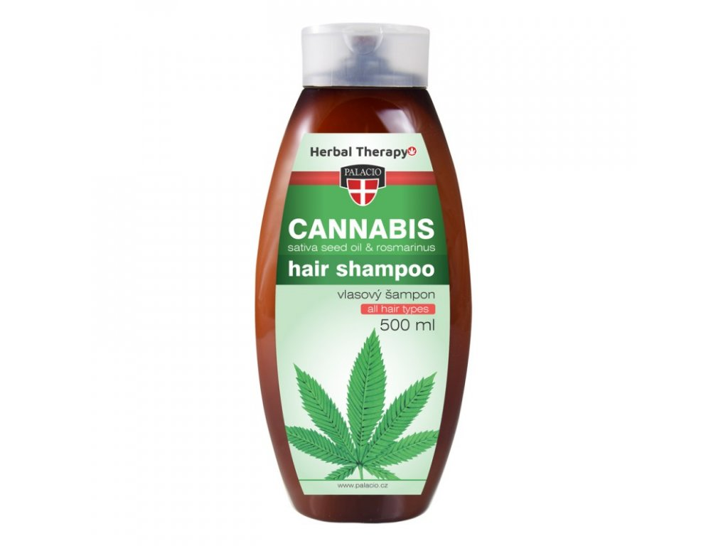 cannabis rosmarinus vlasovy sampon 500ml