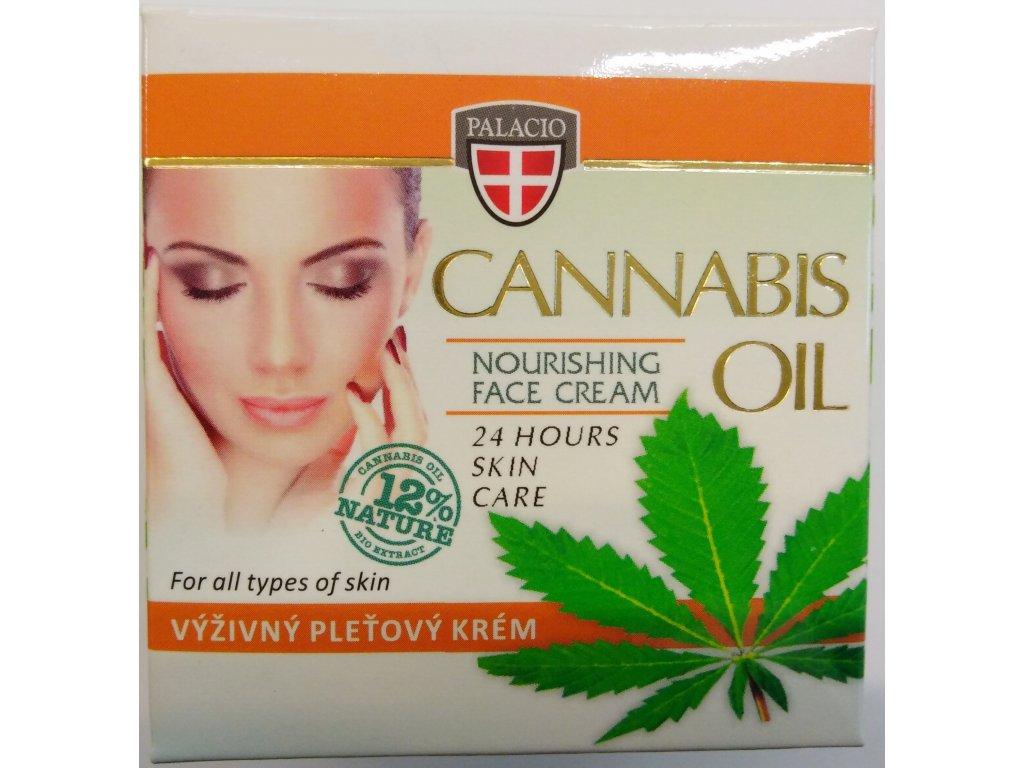 Cannabis pleťový krém
