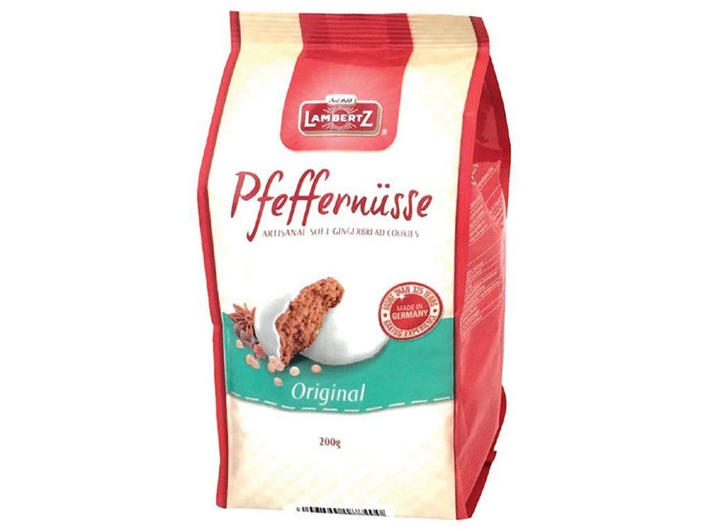 Lambertz Pfeffrnusse Cookies Iced Gingerbread