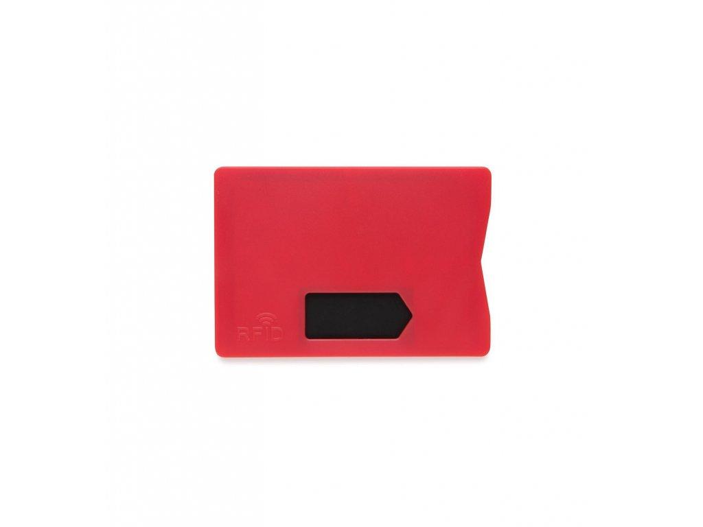 Pouzdro na kreditní kartu s RFID ochranou proti ctečkám