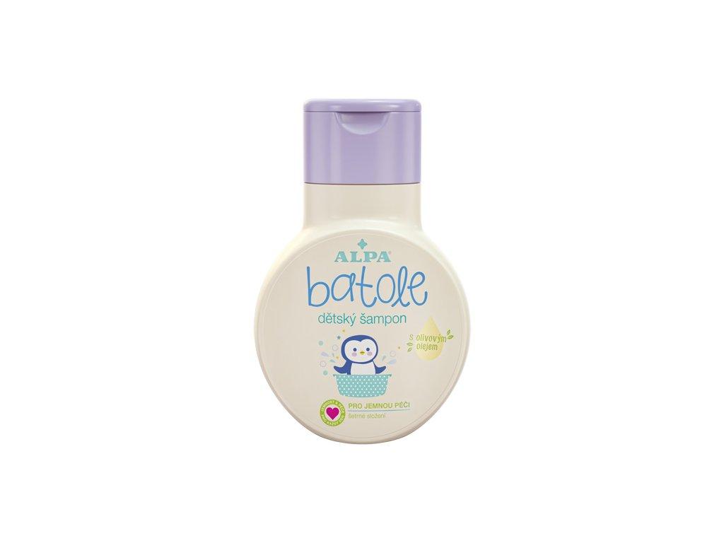 Alpa batole dětský šampon