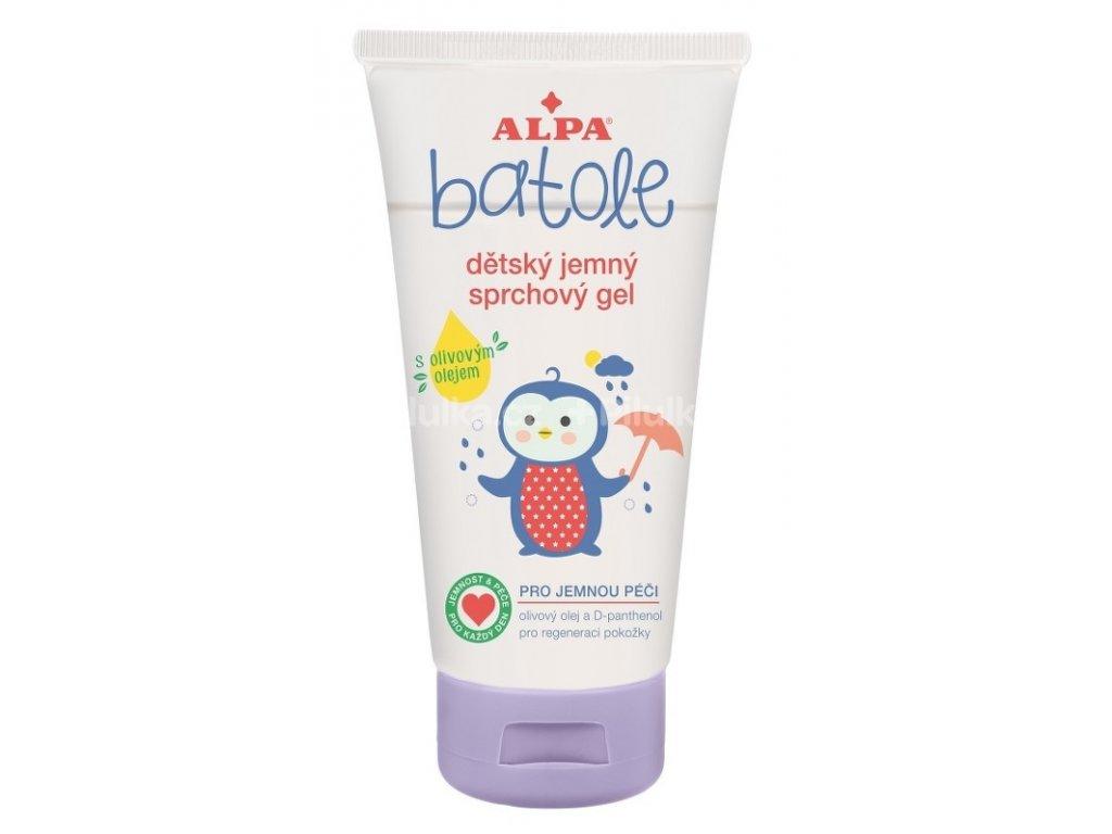 Alpa batole dětký sprchový gel
