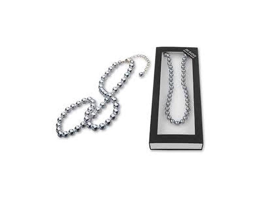 NECKLACE náhrdelník, stříbrná
