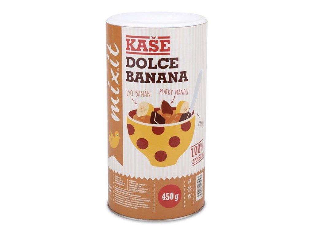 Kaše Dolce banana 450g 8594172185693