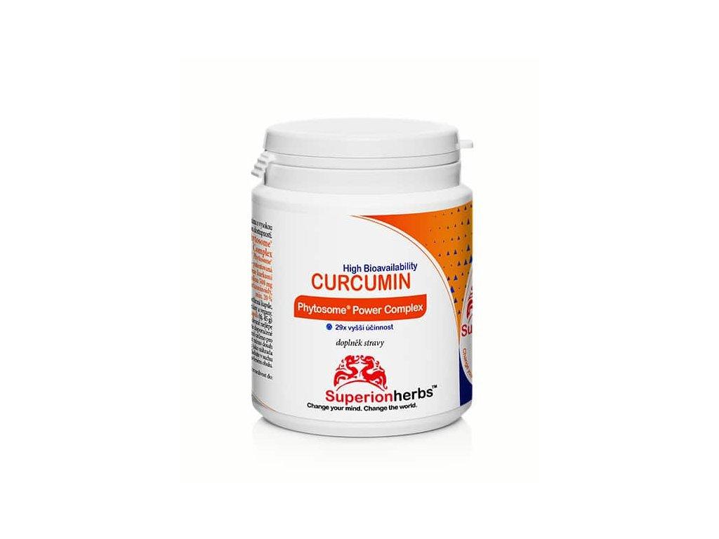 Curcumin Phytosome – kurkumin s vysokou vstřebatelností
