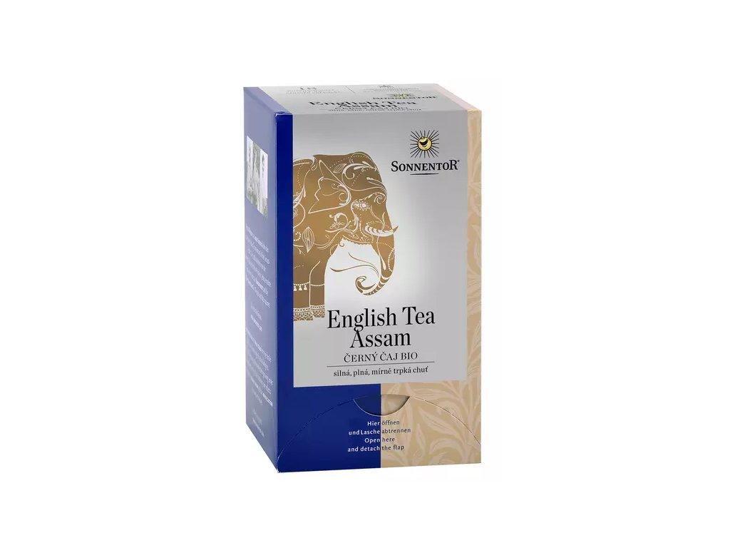 English Tea Assam - černý čaj