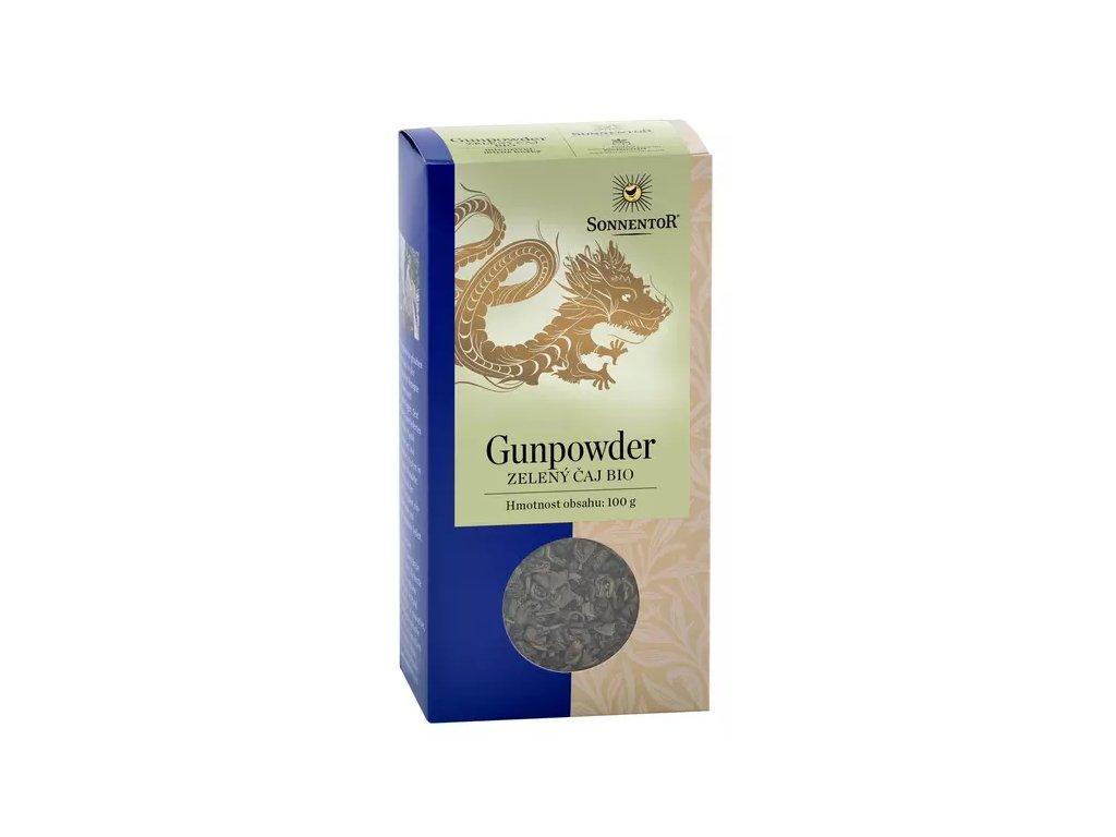 Gunpowder - zelený čaj sypaný