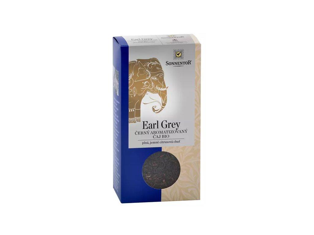 Earl Grey - černý čaj sypaný 90g