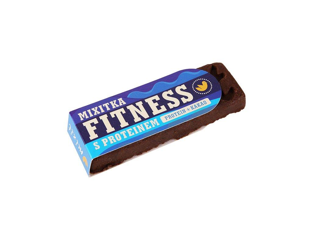 mixitka fitness protein kakao