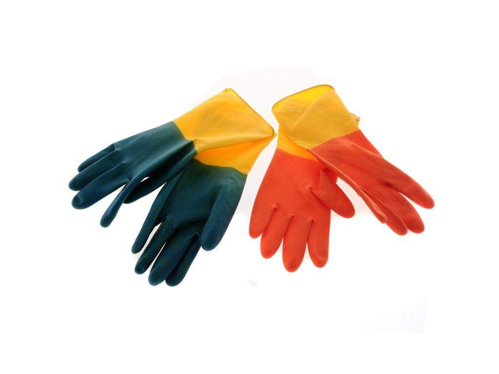 2097434 Gumové rukavice 1 pár mix
