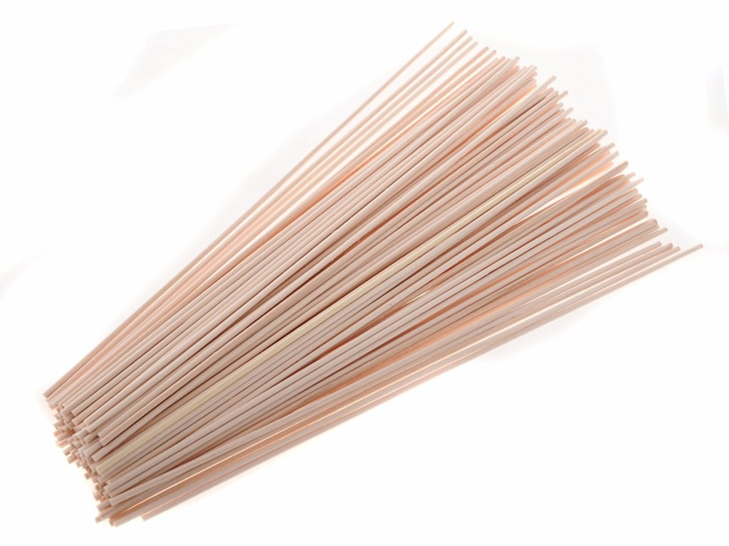 Dřevěné špejle 30 cm 100 ks 2330193