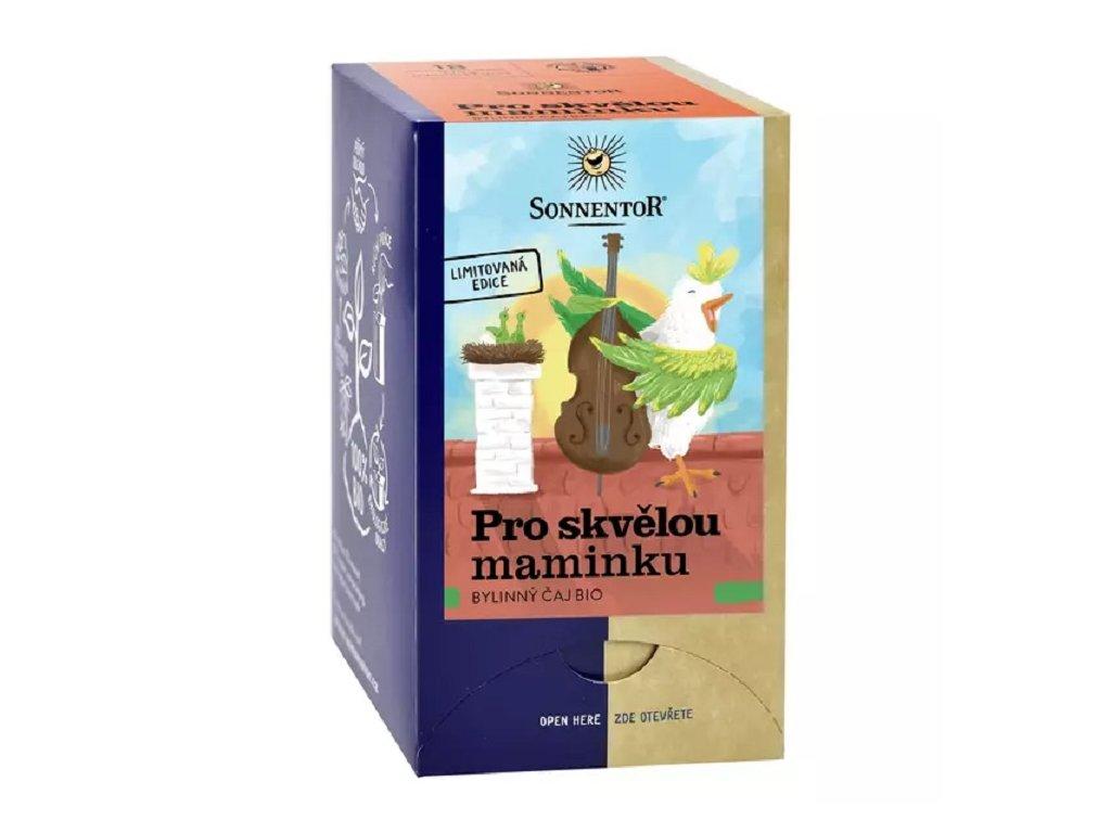 Čaj porcovaný Pro skvělou maminku 27g
