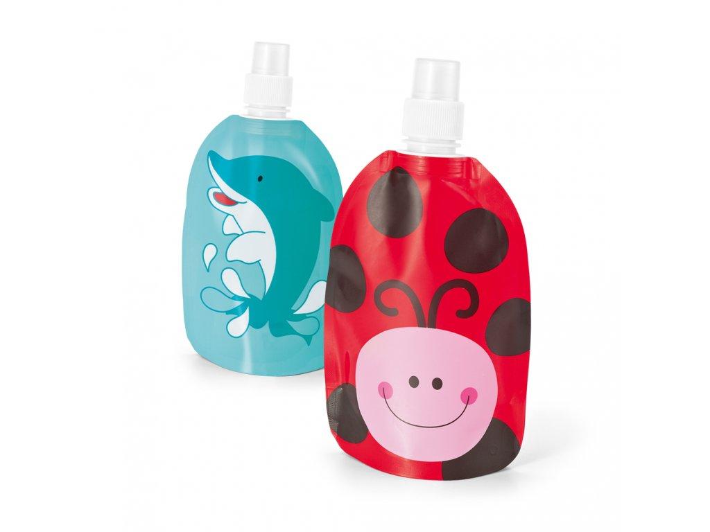 Dětská skládací láhev - 350ml