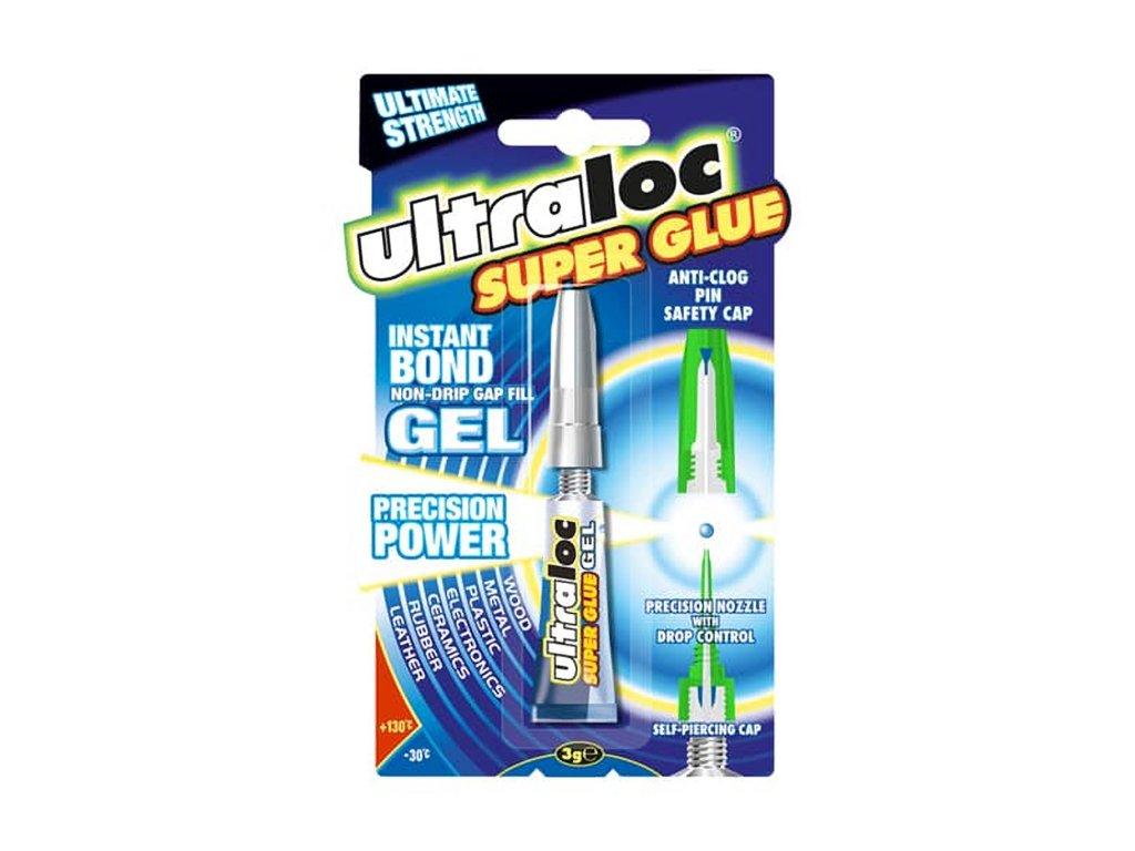 Ultraloc super glue lepidlo vteřinové