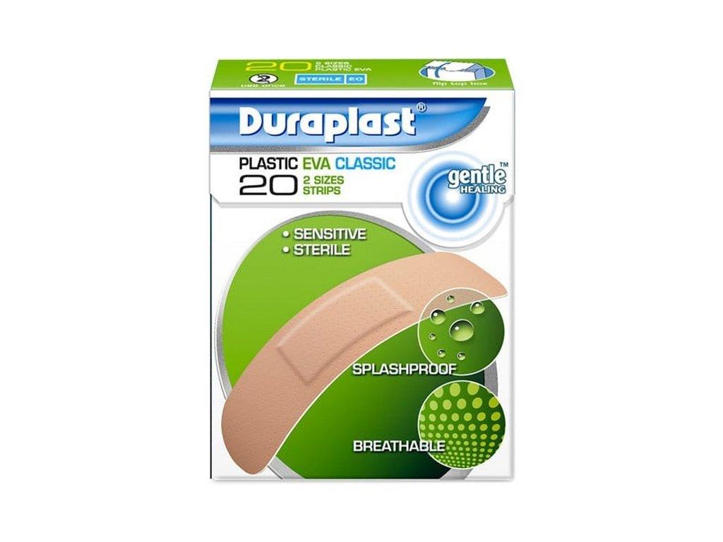 duraplast eva classic 20 náplasti