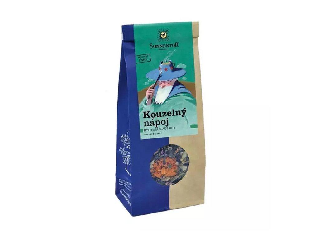 Čaj Kouzelný nápoj bylinná směs bio sypaná 50g