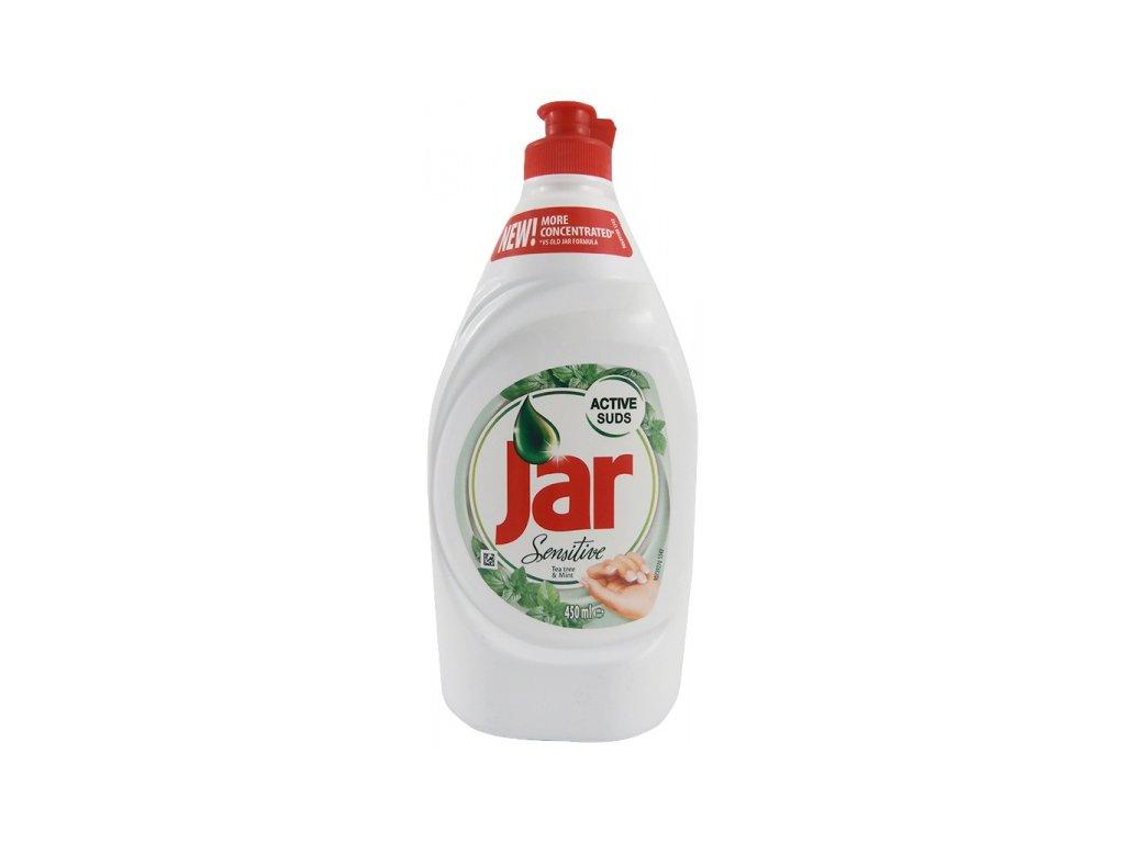 4015400991311 JAR Sensitive Tea Tree Mint 450 ml