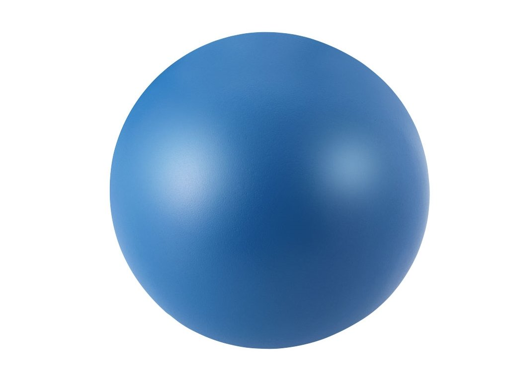 Antistresový míček modrý