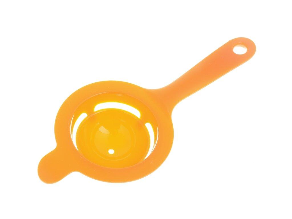 Oddělovač žloutků, oranžový 8595249168137