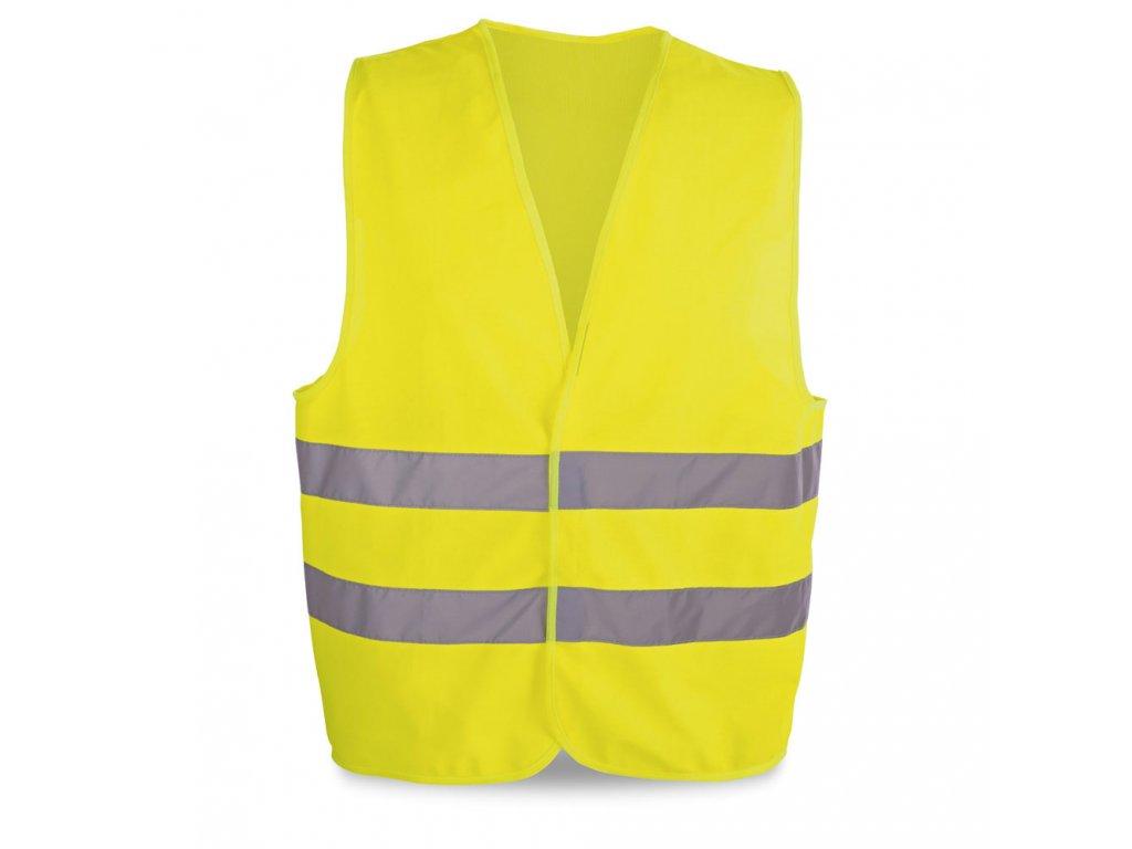 98503 08 YELLOWSTONE reflexní vesta žlutá