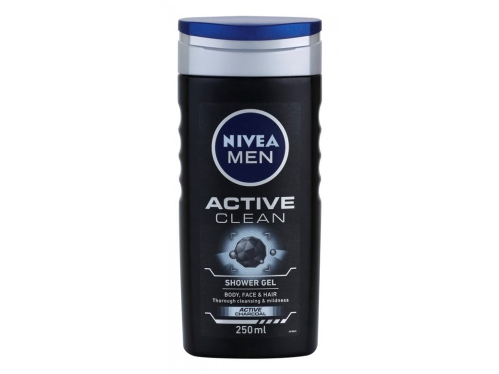 Nivea Men Active clean 250ml