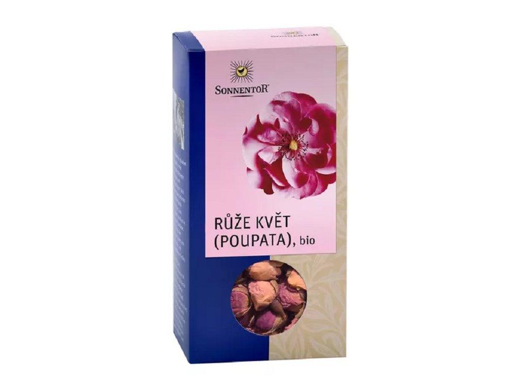 Čaj Růže květ sypaný 30g