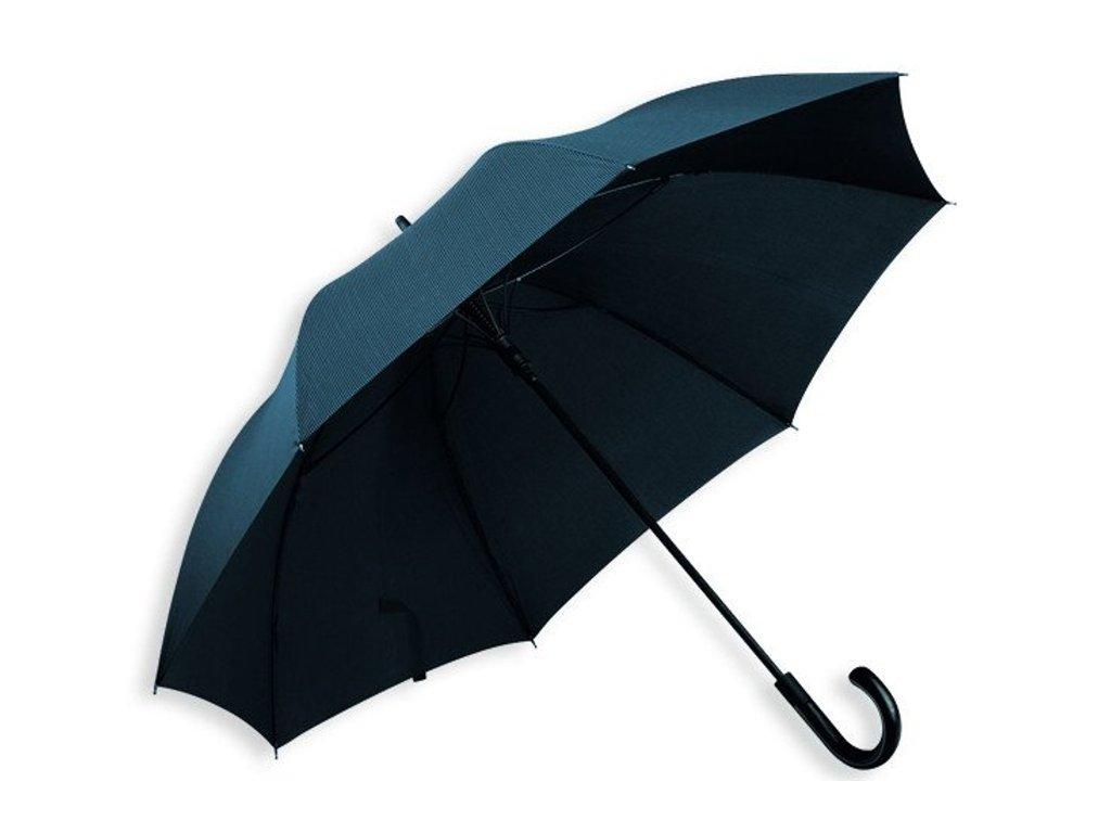 SILVAN deštník modrý 1