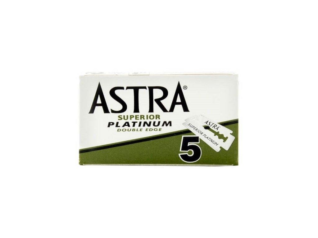 Astra žiletky Platinum 7702018007240