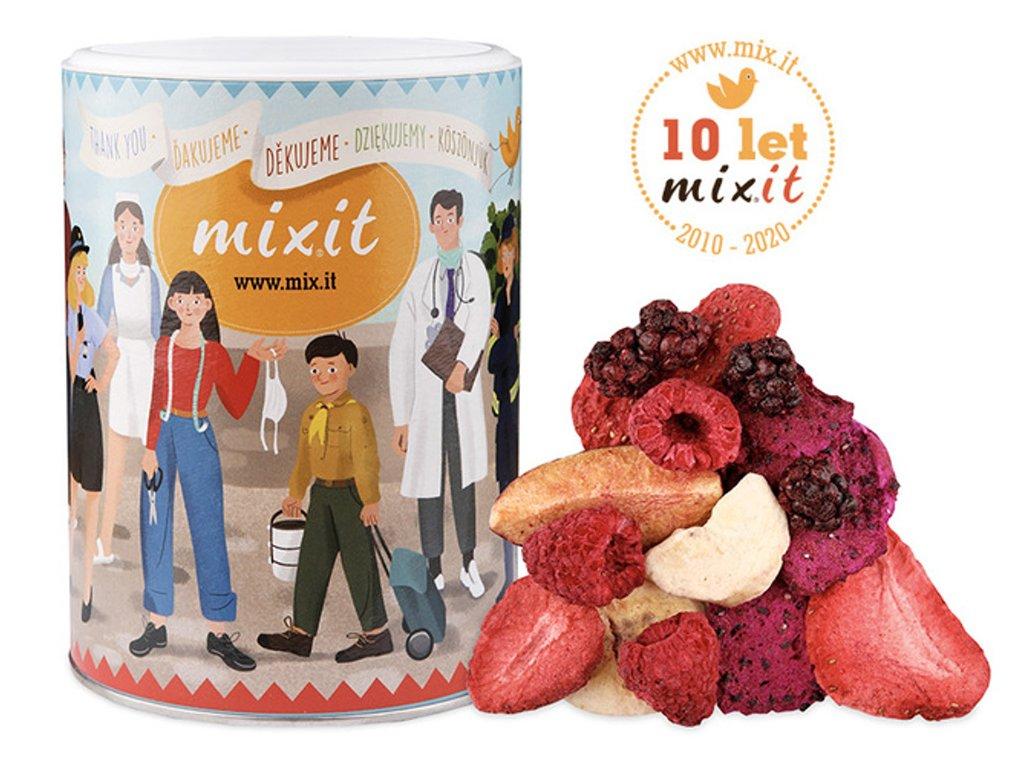 Mixit Křupavé narozeninové ovoce 70g