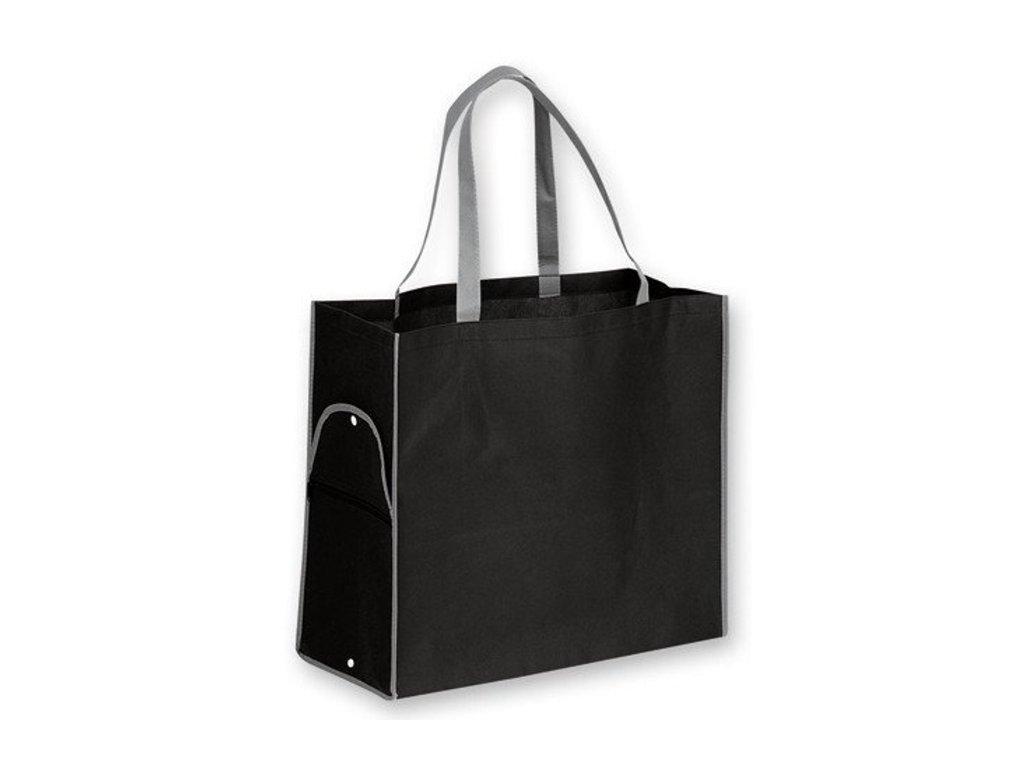PERTINA Skládací taška z netkané textílie