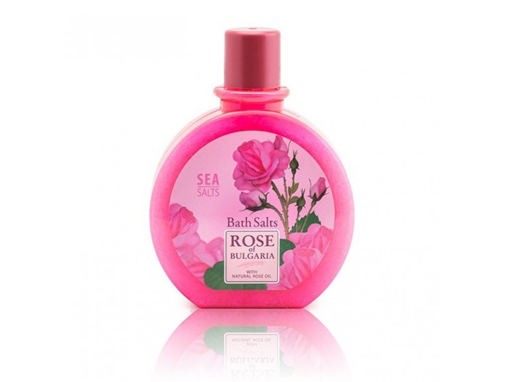 BioFresh sůl do koupele s růžovým olejem 360 g